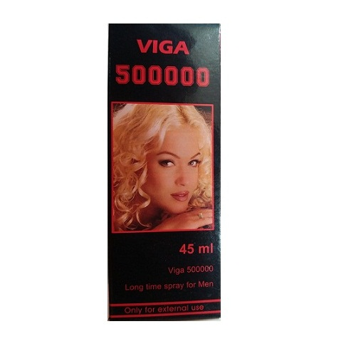 Super Viga 500000 Delay Spray