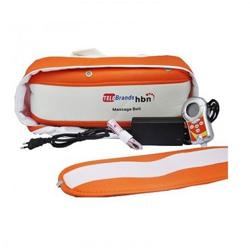 Toning Motion Twin Slimming Belt