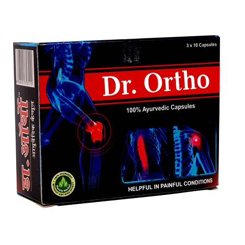 Dr. Ortho Capsule 30 Pes