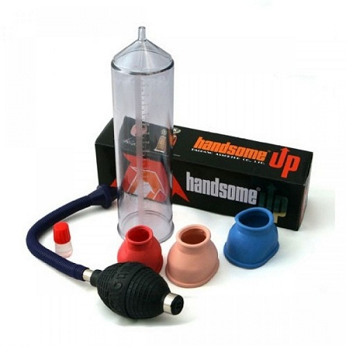 Handsome Up Penis Enlargement Pump