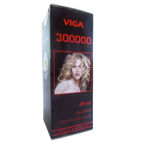 Super Viga 300000 Delay Spray