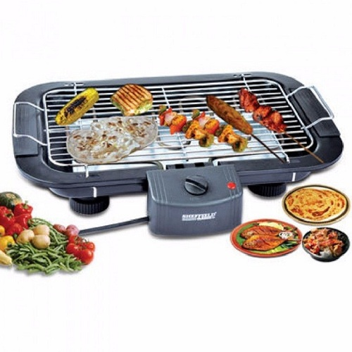 Sheffield 2in1 Electric Barbecue Grill