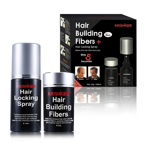 Hair Building Fibers Plus