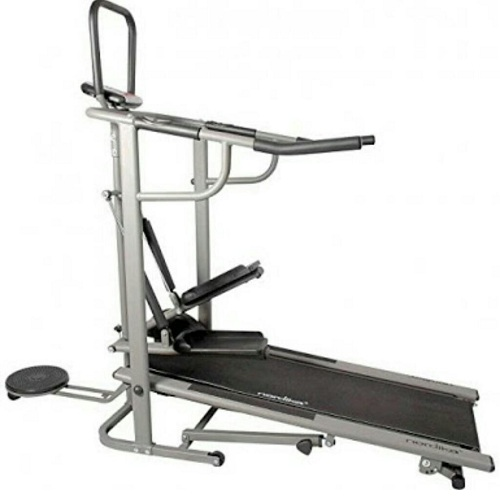 4 in 1 High Quality full Manual Treadmil